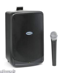 Samson XP40iW Portable Wireless PA System with iPod Dock