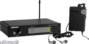 Shure P4TRE3/PSM400 Wireless Personal Monitor System