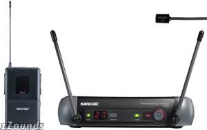 Shure PGX14 UHF Lavalier Wireless System with WL93 Microphone