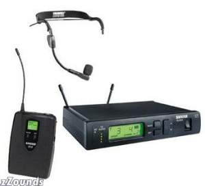 Shure ULXS1430 UHF Wireless Headset System