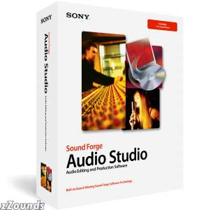 Sony Sound Forge Audio Studio (Windows)