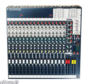 Soundcraft FX16II 16-Channel Mixer