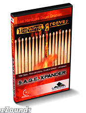 Spectrasonics Burning Grooves Sage Xpander for RMX
