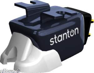 Stanton 500.V3 Spherical Standard Cartridge