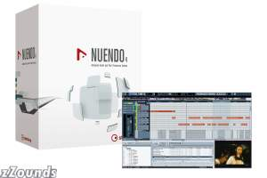 Steinberg Nuendo Recording Software (Macintosh and Windows)