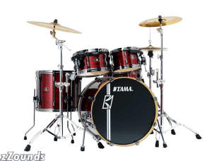 Tama SX52HX Superstar EFX Custom Hyper-Drive 5-Piece Drum Shell Kit