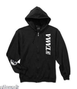 Tama Zip Up Hooded Sweatshirt