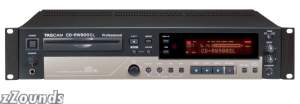Tascam CDRW900SL CD Recorder with MP3 Playback