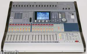 Tascam DM3200 32-Channel 16-Bus Digital Mixer