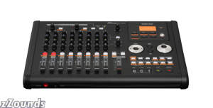 Tascam DP02CF 8-Track Compact Flash Digital Recorder