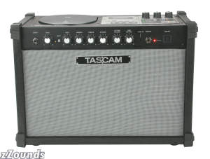Tascam GA30CD Guitar Combo Amplifier with CD Trainer (30 Watts, 1x6 in., 2x3 in.)