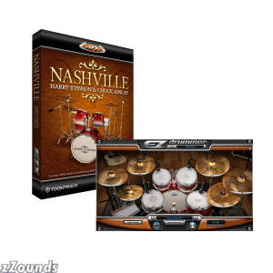 Toontrack Nashville EZX Expansion for EZ Drummer Software