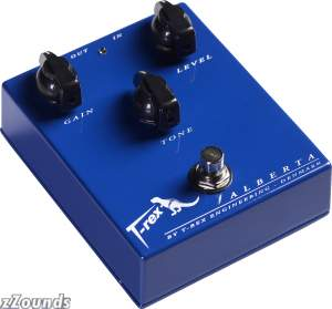 T-Rex Alberta Overdrive Effects Pedal
