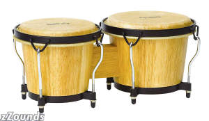 Tycoon Percussion Ritmo Bongos Set