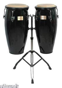 Tycoon Percussion Supremo Conga Set with Stands