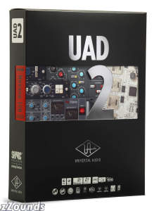 Universal Audio UAD2 Nevana 128 DSP Card (Macintosh and Windows)