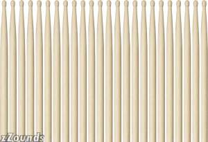 Vic Firth Nova 2B Drumsticks