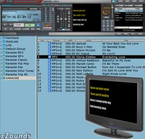 PCDJ KJ Karaoke Software with CD+G Ripper