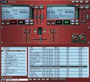 PCDJ DEX Pro DJ Software (Windows)