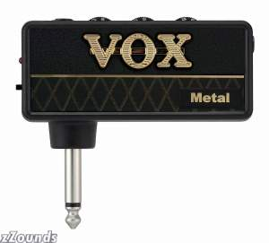 Vox amPlug Headphone Amplifier APMT (Metal)