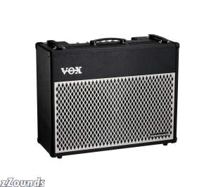 Vox VT100 Valvetronix Guitar Combo Amplifier (100 Watts, 2x12 in.)