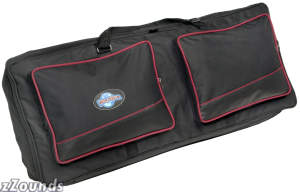 World Tour Deluxe Keyboard Gig Bag for Casio LK94TV