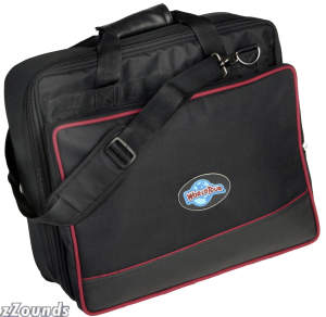 World Tour Strong Side Gigbag for Behringer UB1204FXP