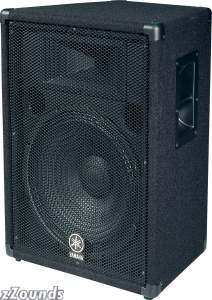 Yamaha BR15 PA Speaker Cabinet (400 Watts, 15 in.)
