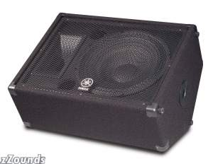 Yamaha BR15M PA Monitor Cabinet (400 watts, 15 in.)
