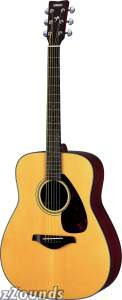 Yamaha FG700S Dreadnought Acoustic Guitar