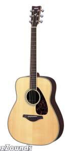 Yamaha FG730S Acoustic Guitar