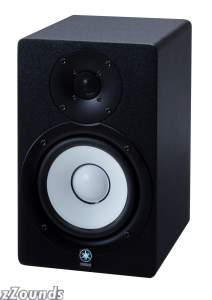 Yamaha HS50M Active Studio Monitor (70 Watts, 1x5 in.)