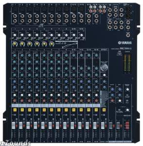 Yamaha MG166CX Stereo Mixer with Effects