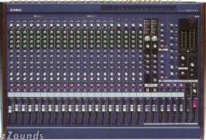 Yamaha MG2414FX 24-Channel, 14-Bus Mixer with Dual EFX