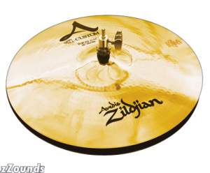 Zildjian A Custom Hi-Hat Cymbals