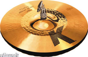 Zildjian K Custom Hybrid Hi-Hat Cymbals