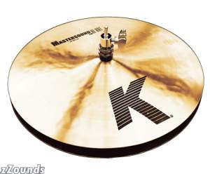 Zildjian K Mastersound Hi-Hat Cymbals