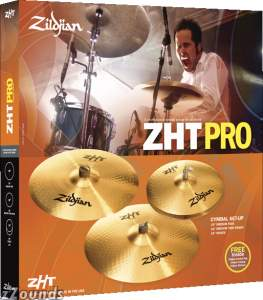 Zildjian ZHT Series Pro Cymbal Pack