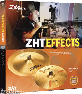 Zildjian ZHT Series Effect Cymbal Pack