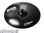 Zildjian ZPB Pitch Black Crash Ride Cymbal