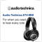 Audio Technica ATHM50 Closed-Back Stereo Monitor Headphones coupon