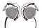 Audio Technica ATHEM7 Adjustable Aluminum Clip-on Headphones coupon