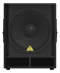 Behringer VP1800S PA Subwoofer (1600 Watts, 1x18 in.) coupon