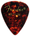 Fender 351 Classic Celluloid Pick (Medium, 12 Pack)