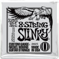 Ernie Ball 8-String Slinky Nickel Wound Electric Guitar Strings