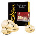 Zildjian A Custom 4-Piece Cymbal Pack with 18&quot; Crash