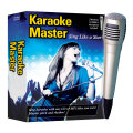 eMedia Karaoke Master Software and Microphone