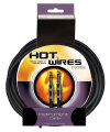 Hot Wires Braided Guitar Instrument Cable