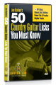 eMedia 50 Country Licks You Must Know Video