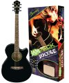 Ibanez IJAE5 Jam Pack Jolt Acoustic-Electric Guitar Package